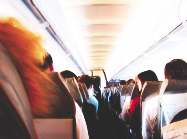 Airplane Travel Tips Calm Yoga Claustrophobia Breathing Panic Plane Start Traveling