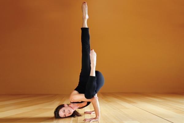 Devaduuta Panna Asana Fallen Angel Yoga Pose Practice Yoga