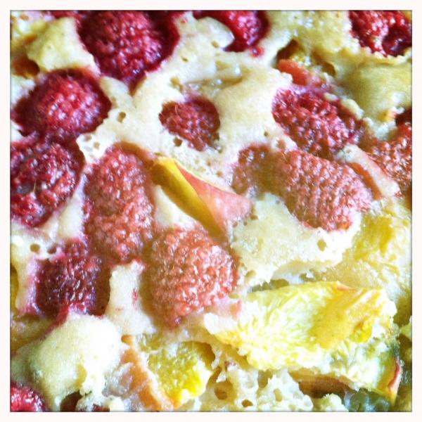 Gluten Free Fruit Cake Using Coconut Oil