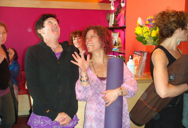 The Community of Yoga