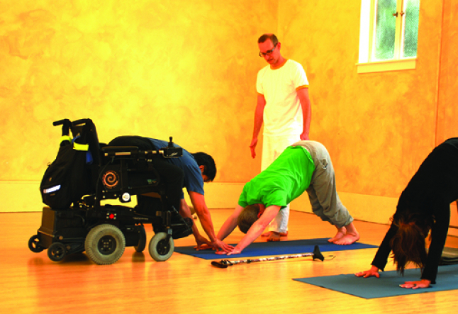 yoga-accessible to everyone