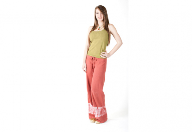 New Hemp Pants for Minawear