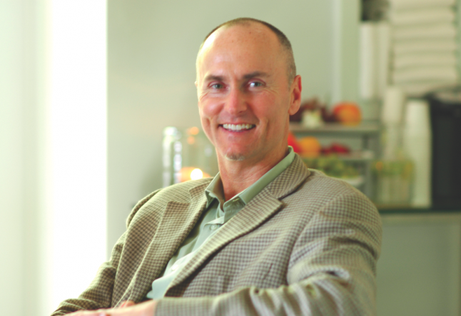 interview with chip conley