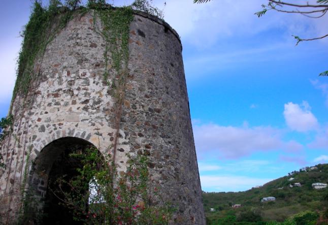 St Croix Comes Up