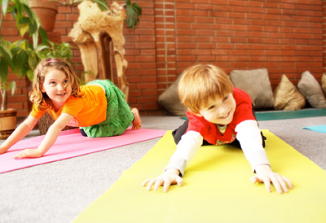 the magic and madness of teaching yoga to kids