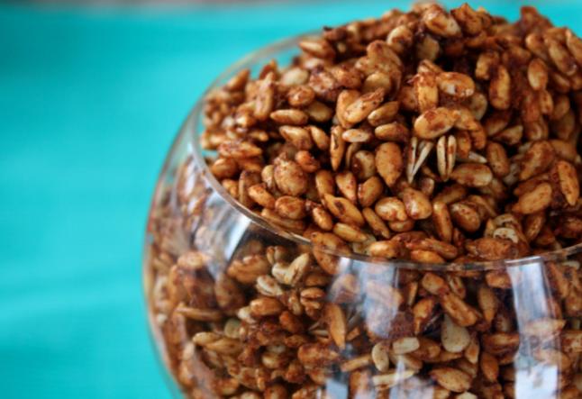 sunflower seeds tamari