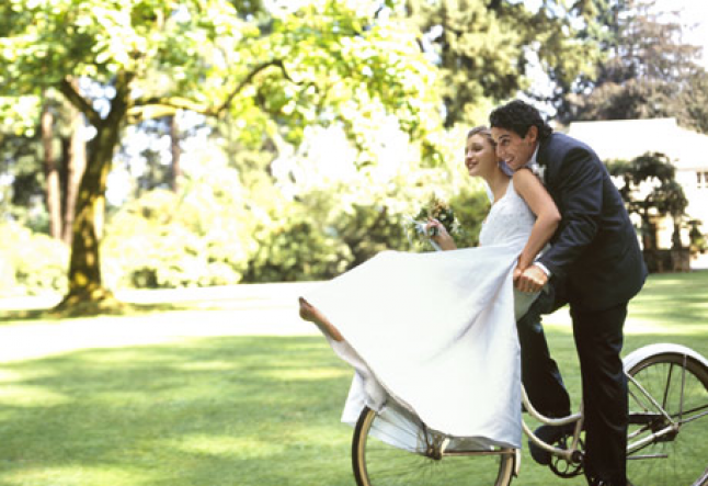 Getting Married? Go Green!!!
