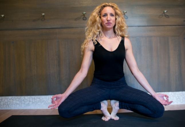 why iyengar yoga