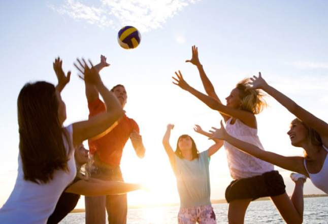 beach activities for the mind body spirit