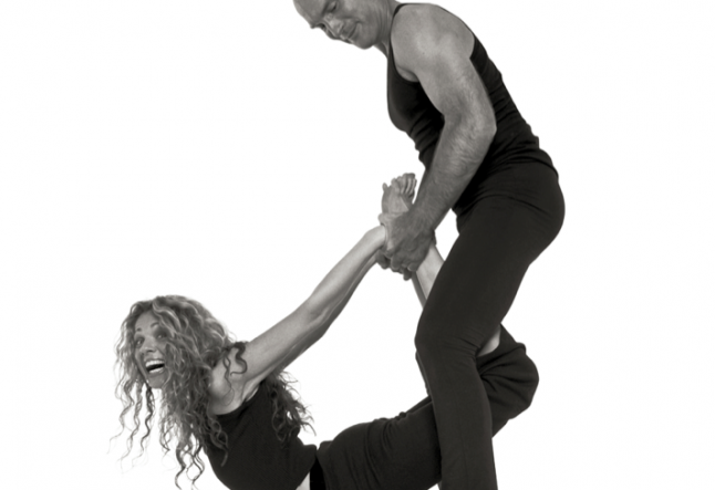 contact yoga - yoga of relationship