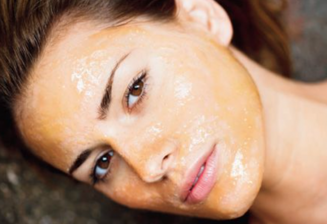 anti-aging manuka honey facial mask