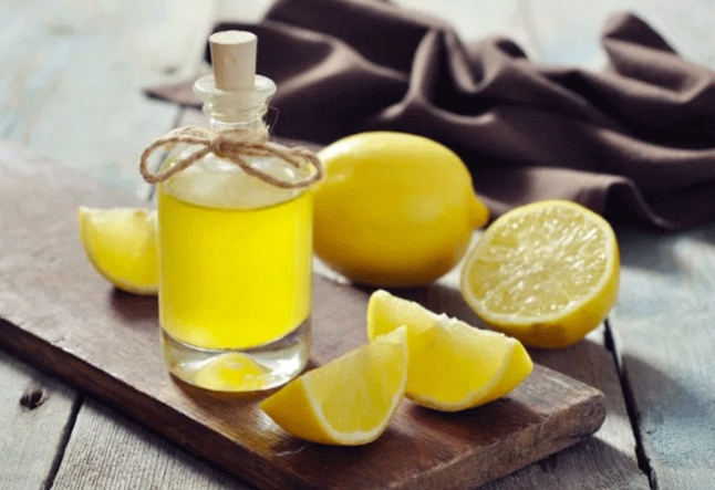 all about lemon oil