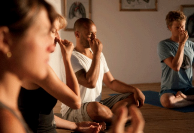 inhale! exhale! tips for beginners