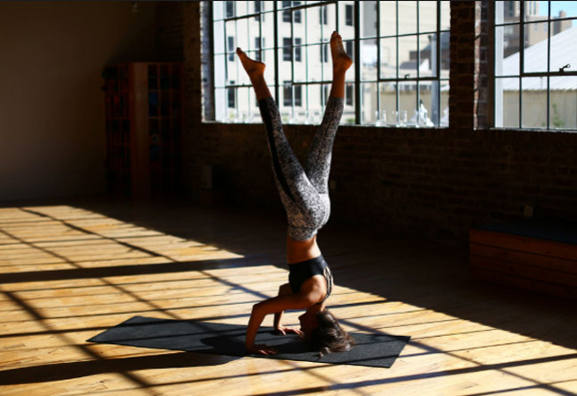 13 headstand benefits turn yoga controversy upside down