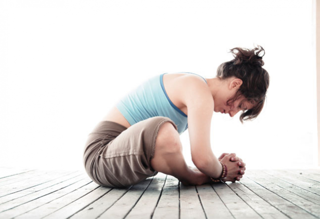why yin yoga can be so hard
