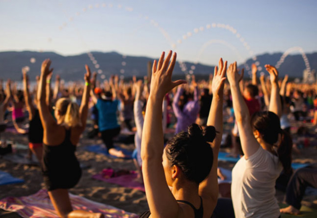 yoga sequence for times of crisis