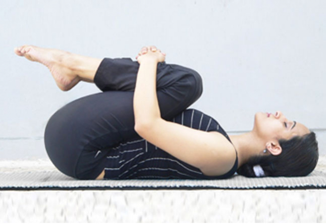 the use of arterial compression in yoga