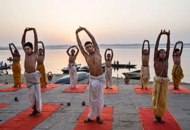 6 ways india is living and breathing yoga