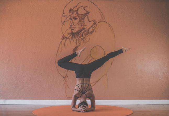what yoga taught me about being judgmental