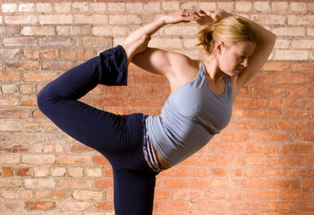 eight yoga postures to boost your height