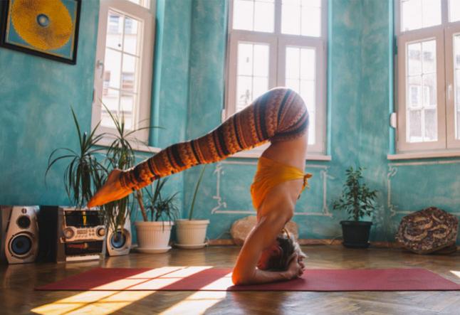 12 ways to establish a daily yoga practice