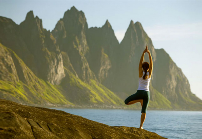 minimize the risk of cancer with yoga