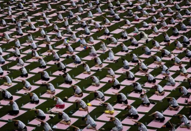 the unstoppable trend of yoga