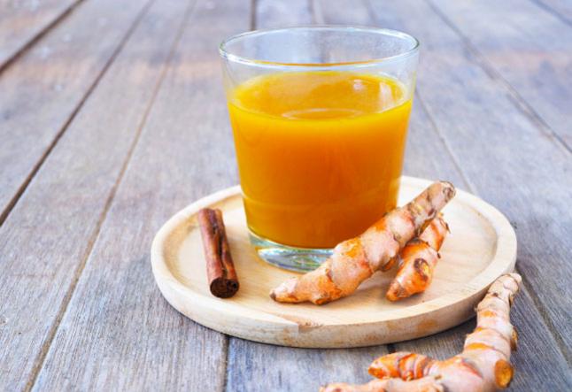 jamu kunyit - healthy elixir recipe