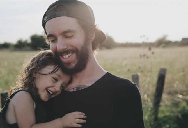 the value of family happiness in the western world