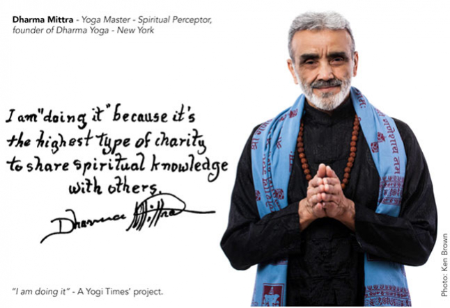 sri dharma mittra - conversation with a guru