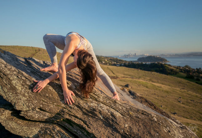 sitting pretty - how yoga can help us achieve a more positive body image