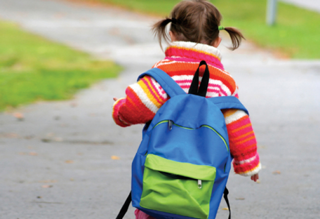 allowing children to walk their own path