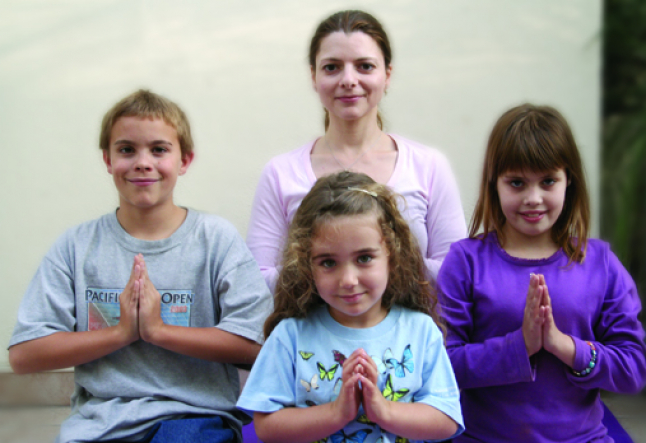 special yoga for special kids