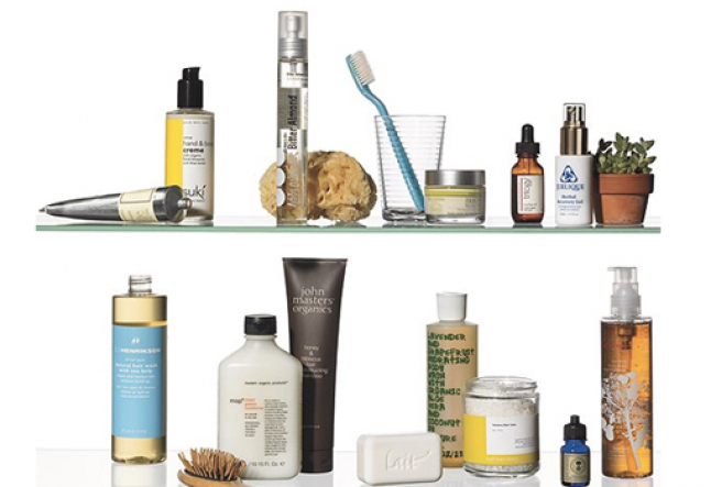 what's in your body care products?