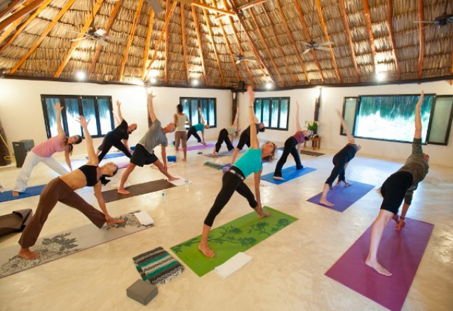 planning the perfect yoga retreat