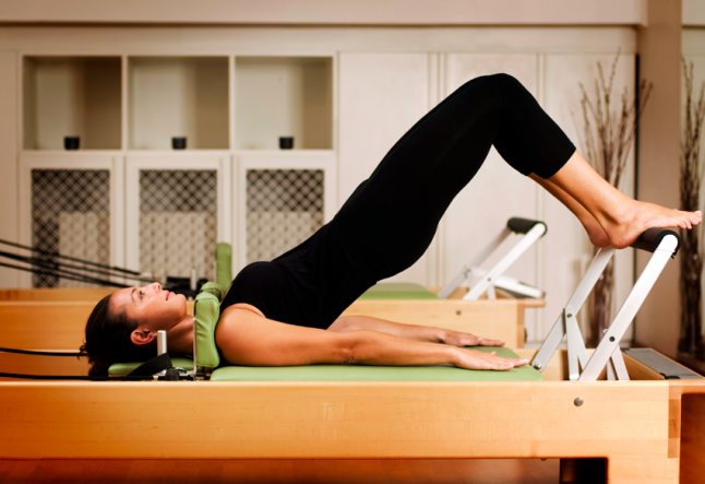 Enrich your yoga practice with pilates