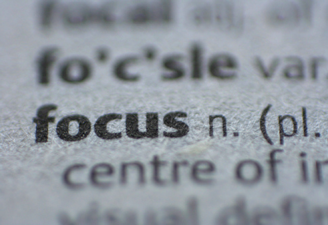 constant focus practice and discipline