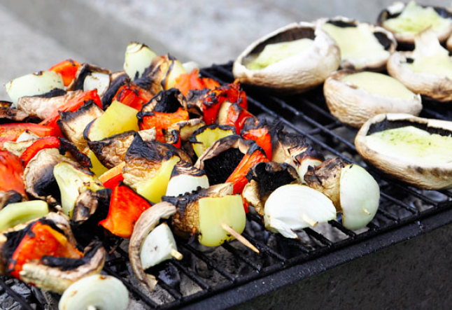 healthy bbq snacks ideas for summer time
