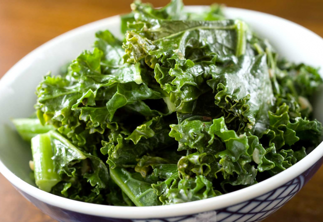 10 health benefits of eating kale