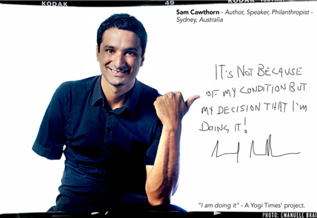 sam cawthorn 'doing it' interview