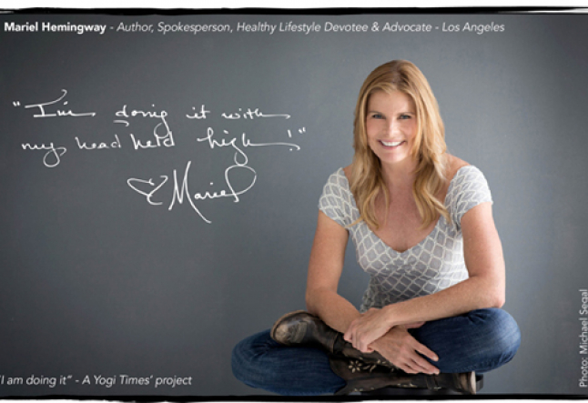 Interview With Mariel Hemingway