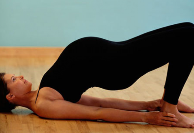 role of yoga during pregnancy