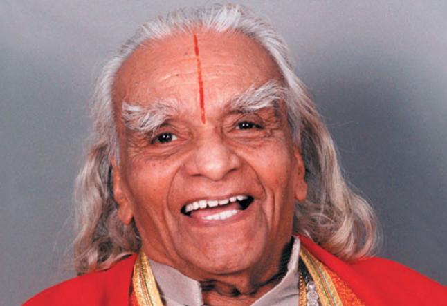 farewell b.k.s. iyengar - a stranger & friend