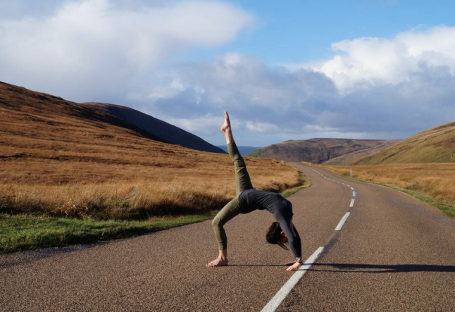 choosing fearlessness in yoga and life