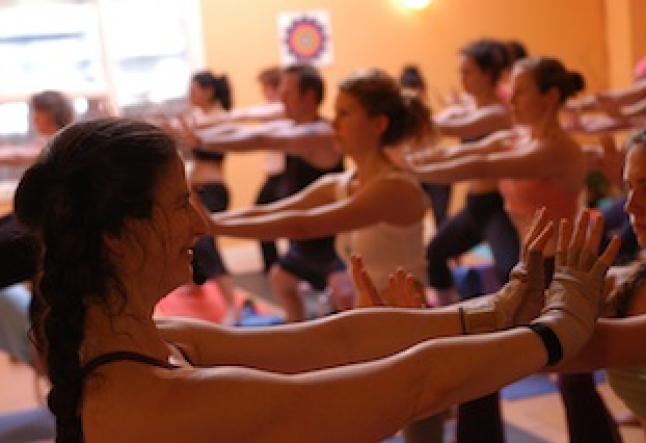 2012: a quantum leap for forrest yoga