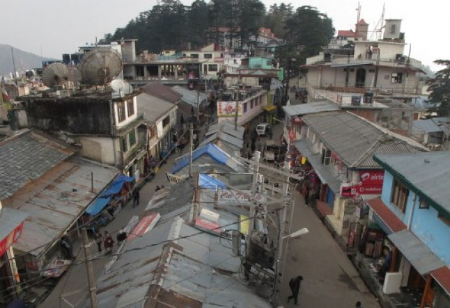 the night in the slums of dharamshala that changed my life