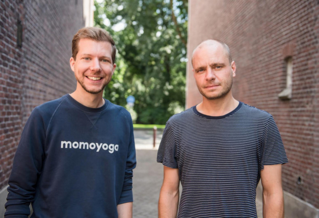 interview with momoyoga founders, ingo oszkinat & joost gielen