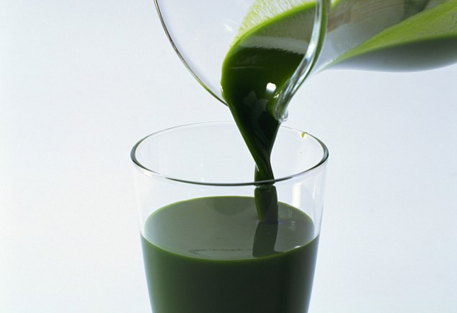 chlorophyll water, a must-have wonder drink