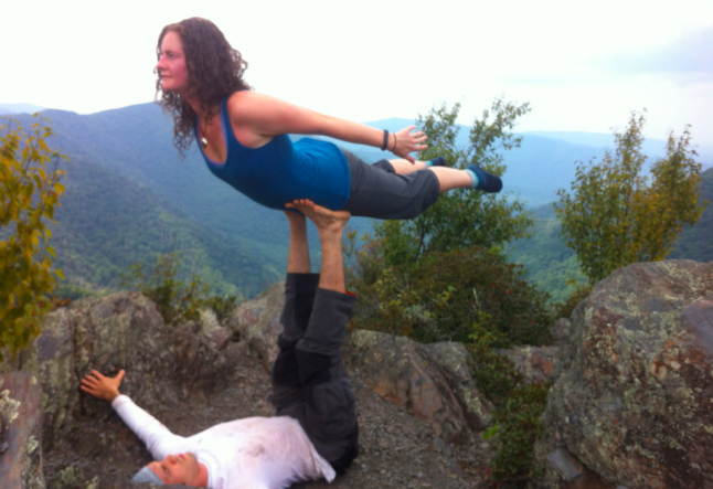 7 empowering lessons I've learned as a yoga vagabond