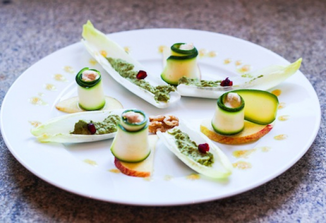 sweet and solar salad